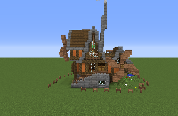 steampunk house 1 grabcraft your number one source for