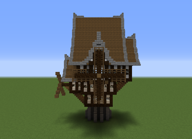 Steampunk House Grabcraft Your Number One Source For