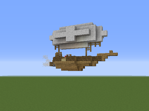 Small Airship - GrabCraft - Your number one source for ...