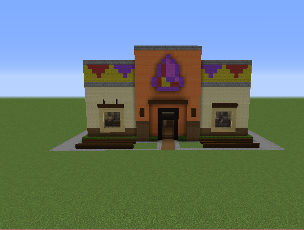 Taco Bell Restaurant 1 GrabCraft Your Number One