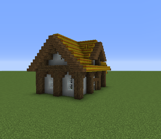 Thatch Cottage Grabcraft Your Number One Source For