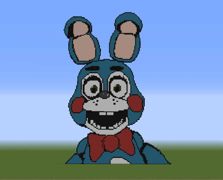Five Nights At Freddy S Minecraft Buildings