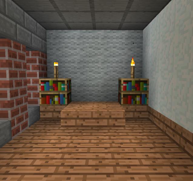 Minecraft Apartment: Typical American Apartment Building Block 4