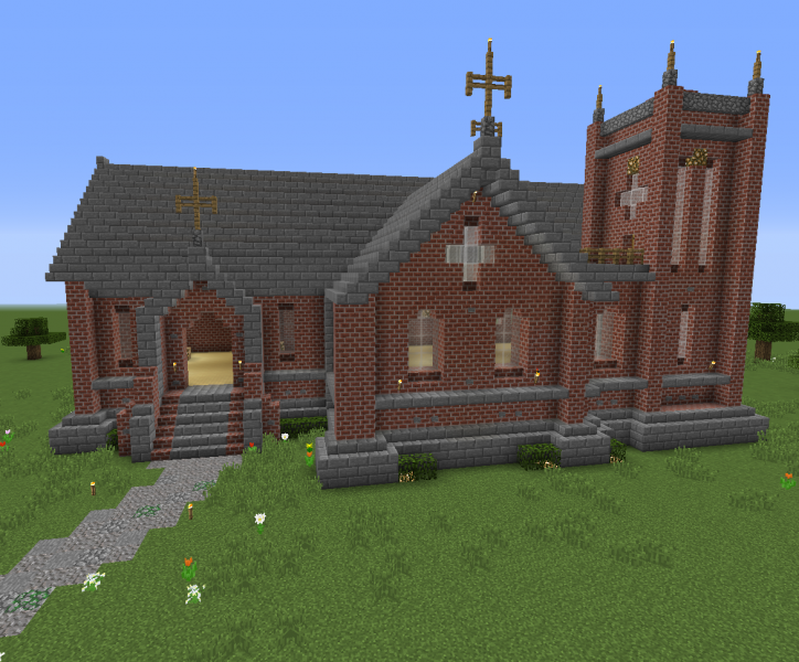 Unfurnished Small Victorian Church - GrabCraft - Your ...