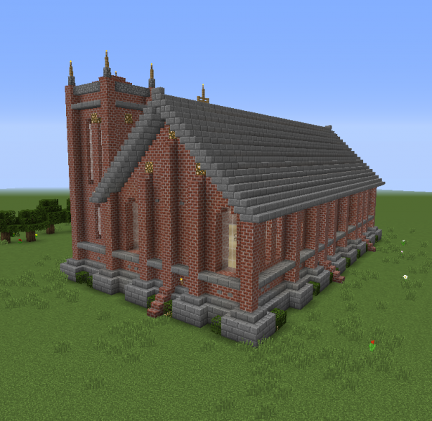 Unfurnished Small Victorian Church Grabcraft Your