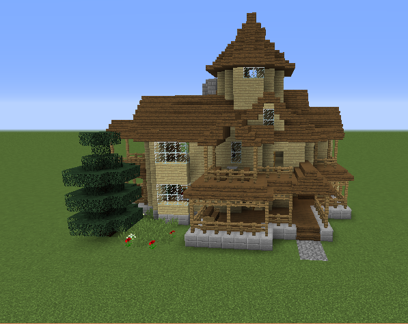 Victorian House GrabCraft Your Number One Source For MineCraft