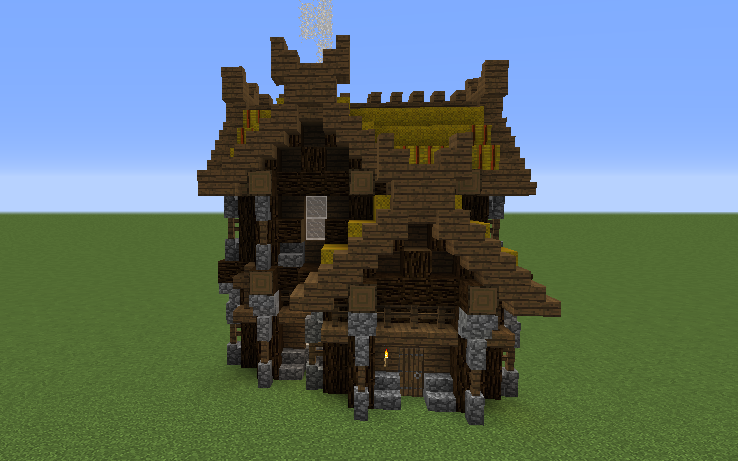 Viking Cottage 1 Grabcraft Your Number One Source For