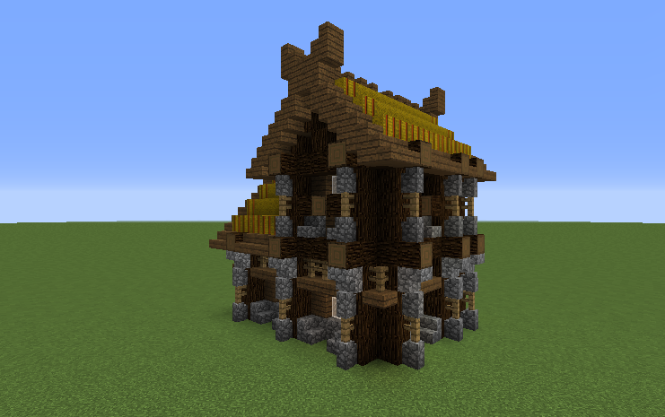 Viking Cottage Grabcraft Your Number One Source For