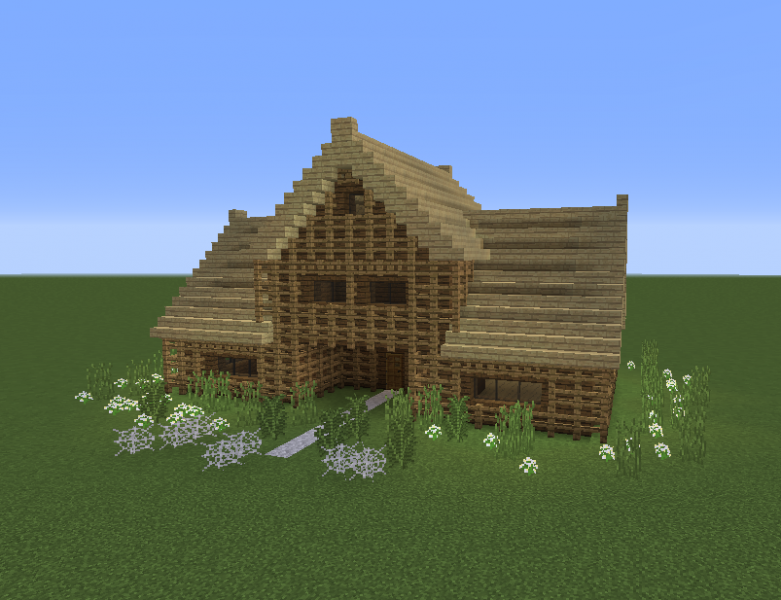 Wooden House 8 GrabCraft Your Number One Source For