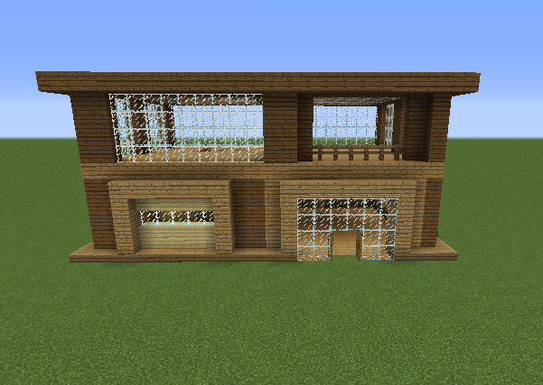 Wooden House 18 GrabCraft Your Number One Source For
