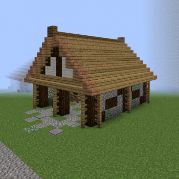 Medieval Community Tiny Barn - GrabCraft - Your number one ...