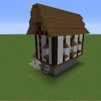 Small Medieval Town House GrabCraft Your number one