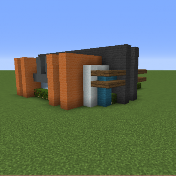 small modern house grabcraft your number one source for minecraft