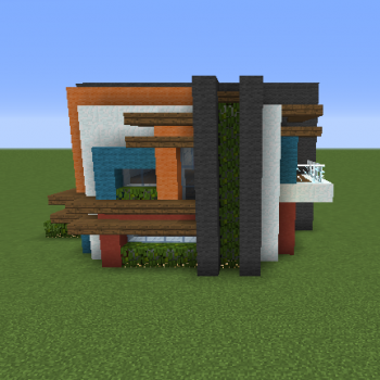 small modern house 3 grabcraft your number one source for