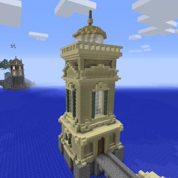 Minecraft Sandstone Building Blueprints