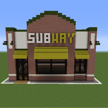 Subway restaurant 1 grabcraft your number one source for Craft com online shopping