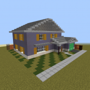 50's Style House 1