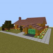 50's Style House 3