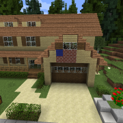 American Middle Class House 6