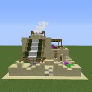 Arabic Desert Blacksmith