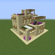 Arabic Desert Merchant's House