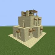 Arabic Desert Unfurnished House 2