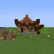 Asian Lumberjack House