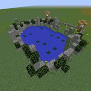 Asian Pond Garden 2