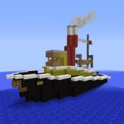 Big Mac Tugboat