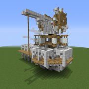 Big Steampunk Crane