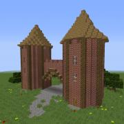 Brick Gatehouse