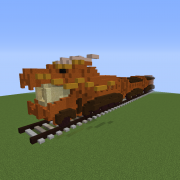 Chinese Dragon Fantasy Train