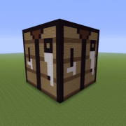 Crafting Table Statue