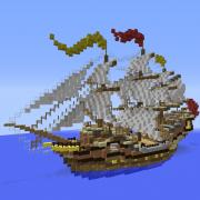 Dartmouth Sailship