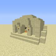 Desert Bath House