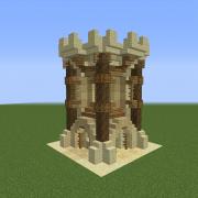 Desert Village Tower