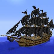 Devil's Menace Sailship