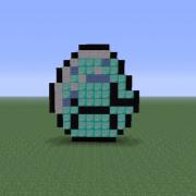 Diamond Statue