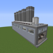 Dystopian Tank Factory