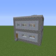 Dystopian Village Apartments