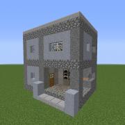 Dystopian Village Blacksmith