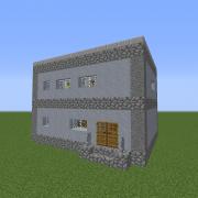 Dystopian Village Hospital