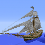 Eel's Jag Sailship