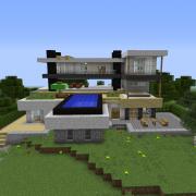 Exotic Modern Villa 2