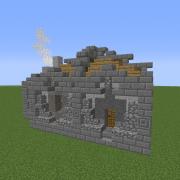 Fantasy Dwarven Small House 1