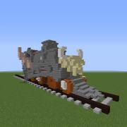 Fantasy Locomotive