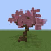 Fantasy Small Pink Tree 2