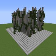 Fantasy Temple Ruin