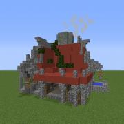Fantasy Village Blacksmith