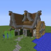 Fantasy Watermill